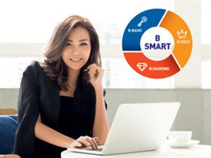 (13)-2: B - SMART: Gói giải pháp giao dịch toàn diện dành cho doanh nghiệp