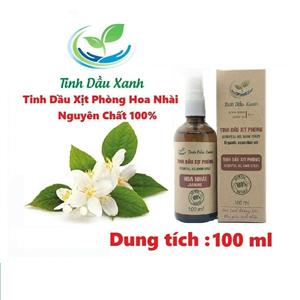 (02)-7: TINH DẦU XỊT PHÒNG HOA NHÀI